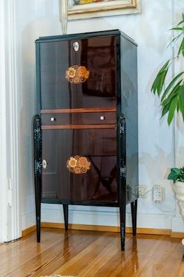 kleiner art d co sekret r ingrid boese lagergren art. Black Bedroom Furniture Sets. Home Design Ideas